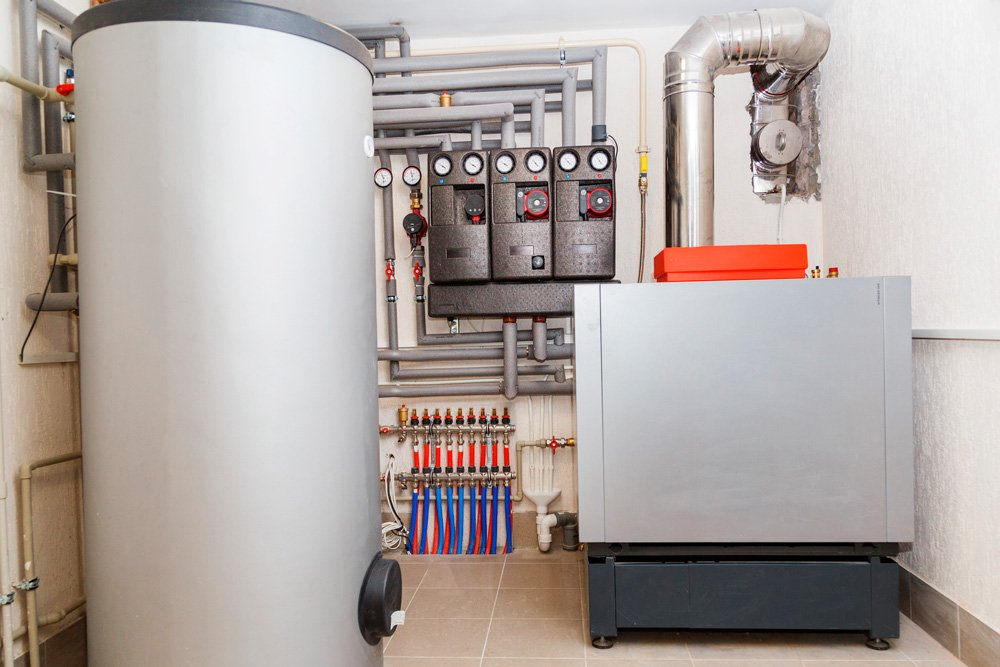 Installation and Repair of heating